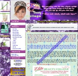 Mẫu Website Thiết Kế 0130