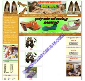 Mẫu Thiết Kế Web 0125