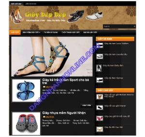 Mẫu Thiết Kế Web 0124