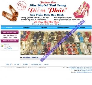 Mẫu Thiết Kế Web 0122