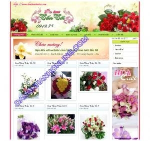 Mẫu Thiết Kế Web 0103