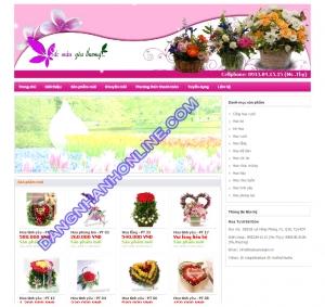 Mẫu Thiết Kế Web 0102