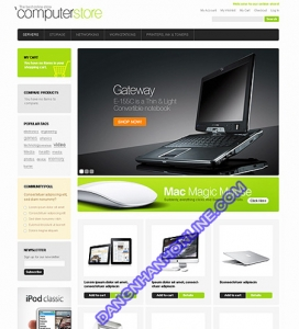 Mẫu Thiết Kế Web 0064