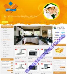 Mẫu Thiết Kế Web 0215