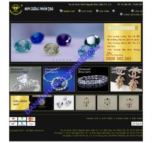Mẫu Thiết Kế Web 0002