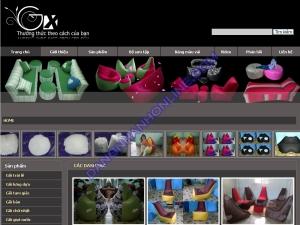 Thiết kế website goixopsg.com