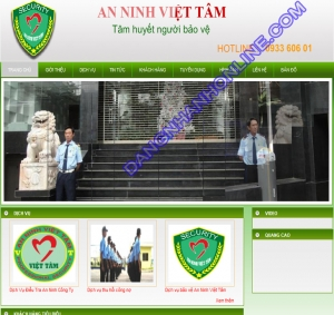 Mẫu Thiết Kế Web 0229