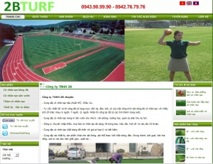 Thiết kế website conhantao2b.com