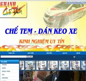 khanhchetemxe.com