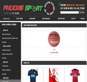 phuongsports.com