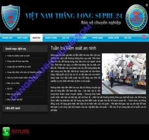 Mẫu Thiết Kế Web 0227