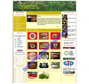 Mẫu Thiết Kế Web 0182