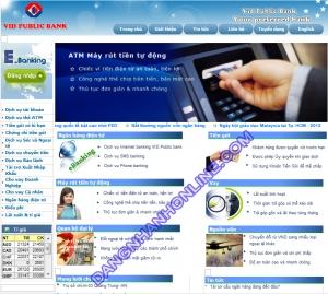 Mẫu Thiết Kế Web 0168