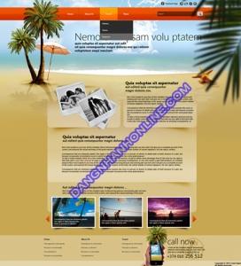 Mẫu Thiết Kế Web 0162