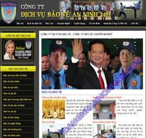 Mẫu Thiết Kế Web 0224
