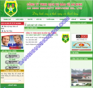 Mẫu Thiết Kế Web 0223